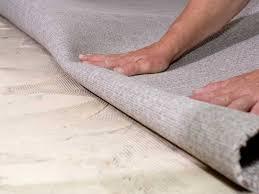 Как постелить ковролин самостоятельно