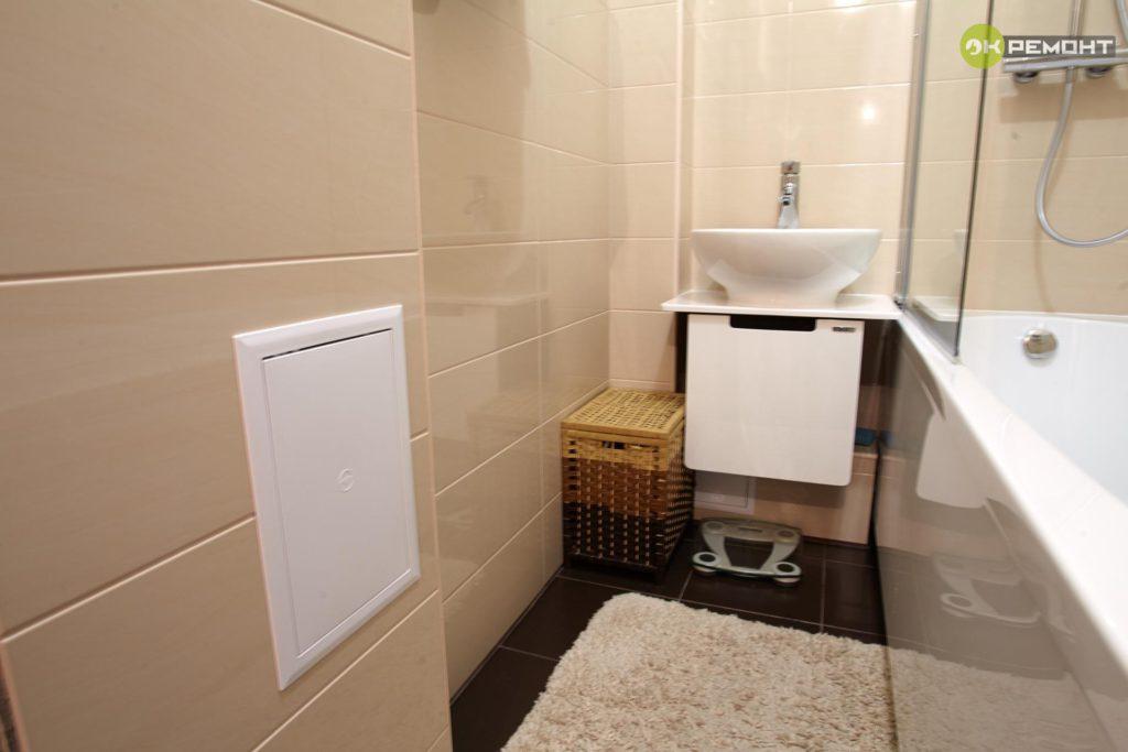 Ремонт в ванной, советы по выбору кафеля