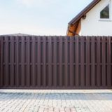 Преимущества использования откатных ворот