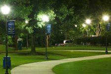 Особенности организации уличного освещения светодиодами