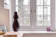 Пластиковое окно для квартиры