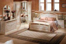 Как стильно и недорого обустроить спальню в стиле люкс