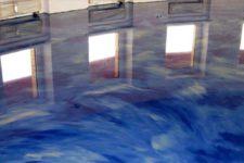 Жидкий линолеум: преимущества и недостатки
