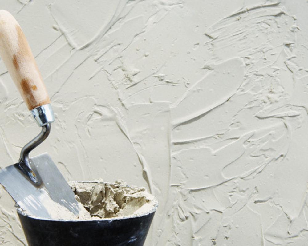 Сухая штукатурка стен своими руками