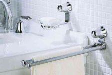 Популярные аксессуары для ванной и туалета