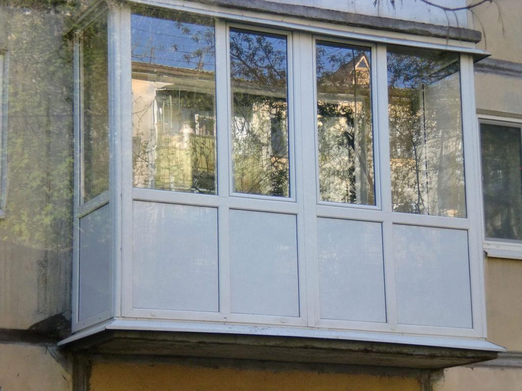 Внутренняя отделка балкона своими руками
