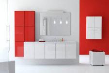 Надежная и качественная мебель для ванной комнаты от компании «TASTI»