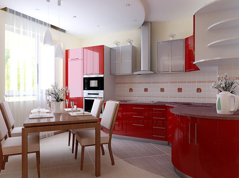 Кухня ремонт дизайн фото своими руками