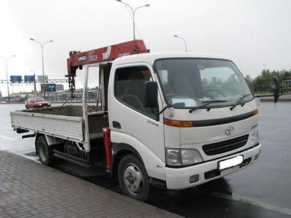 Оптимальная возможность заказать манипулятор на 3 тонны – в компании «СпецАвтокран».