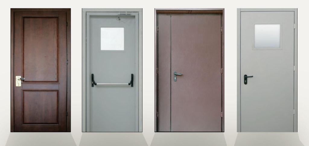 Противопожарная дверь: действительно ли её так легко выбрать?
