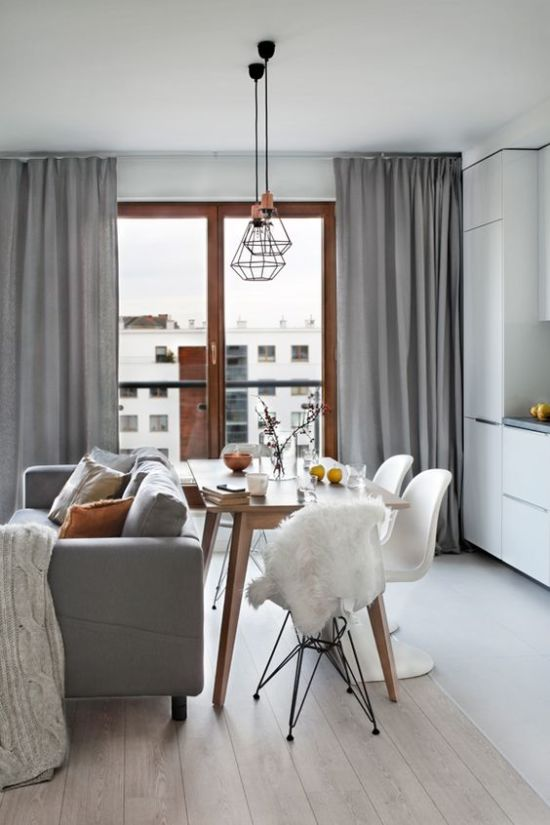 Интерьер маленькой квартиры: 3 дизайнерских мифа