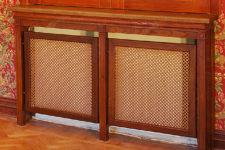 Не опасны ли деревянные экраны?