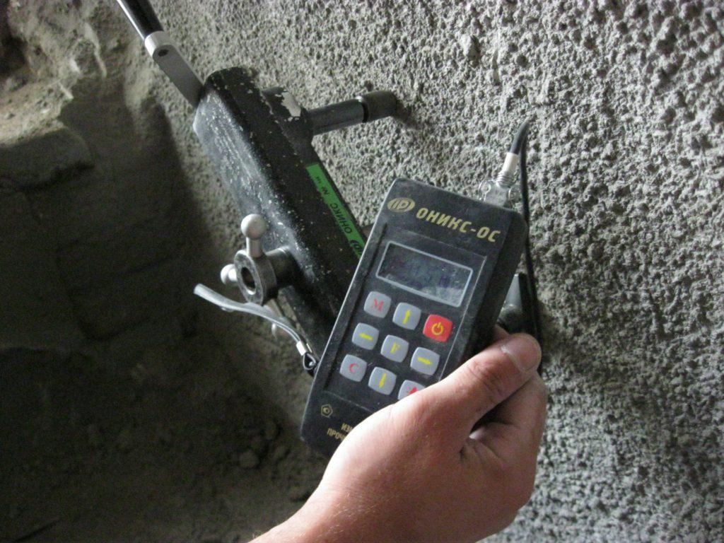 Как определить прочность бетона: реальные методы