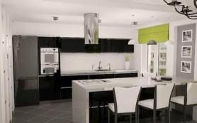 Шикарные интерьеры больших и маленьких кухонь