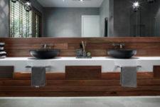 Как подобрать раковину под стиль ванной комнаты?
