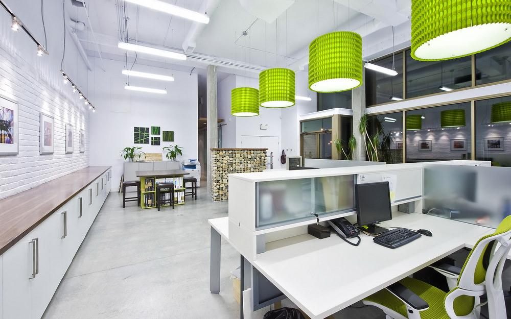 Дизайн офисных помещений. Тонкости и нюансы