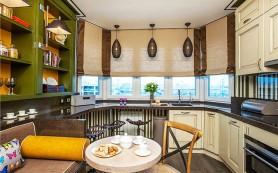 Идеи оформления кухни в стиле бистро