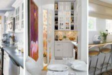 Маленькая кухня не повод отказаться от кухонного стола