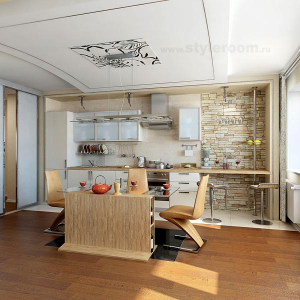 Дизайн интерьера в 3d max