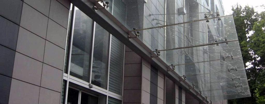 Особенности изготовления стеклянных конструкций