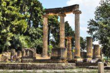 Олимпия, путеводитель по Греции