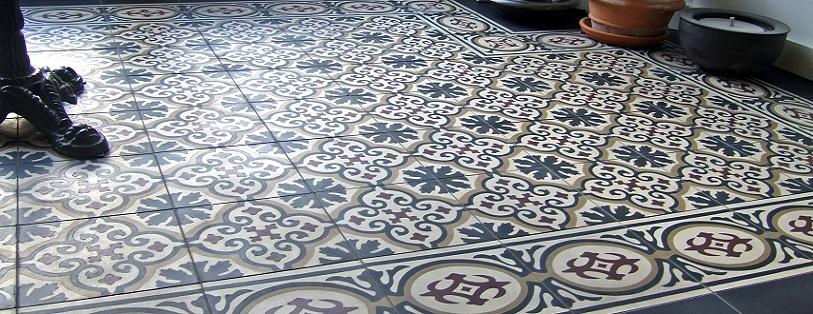 Цементная плитка ручной работы – стильный элемент декора