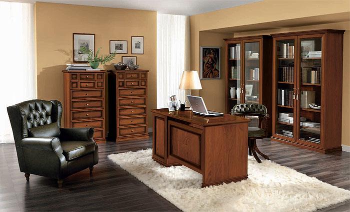 Советы по выбору мебели для домашнего кабинета