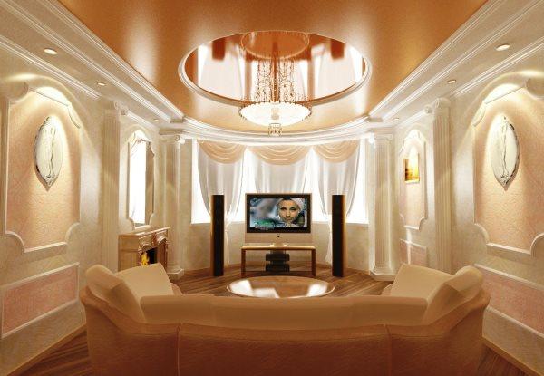 Дизайнерские идеи каминов для гостиных: красота интерьера и комфортное тепло, достойные восхищения