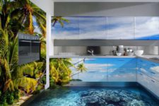 Изумительные полы с 3D эффектом: оживите свой дом новейшей технологией
