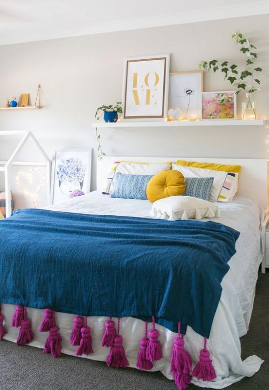 Интерьер спальни: как не убить романтику