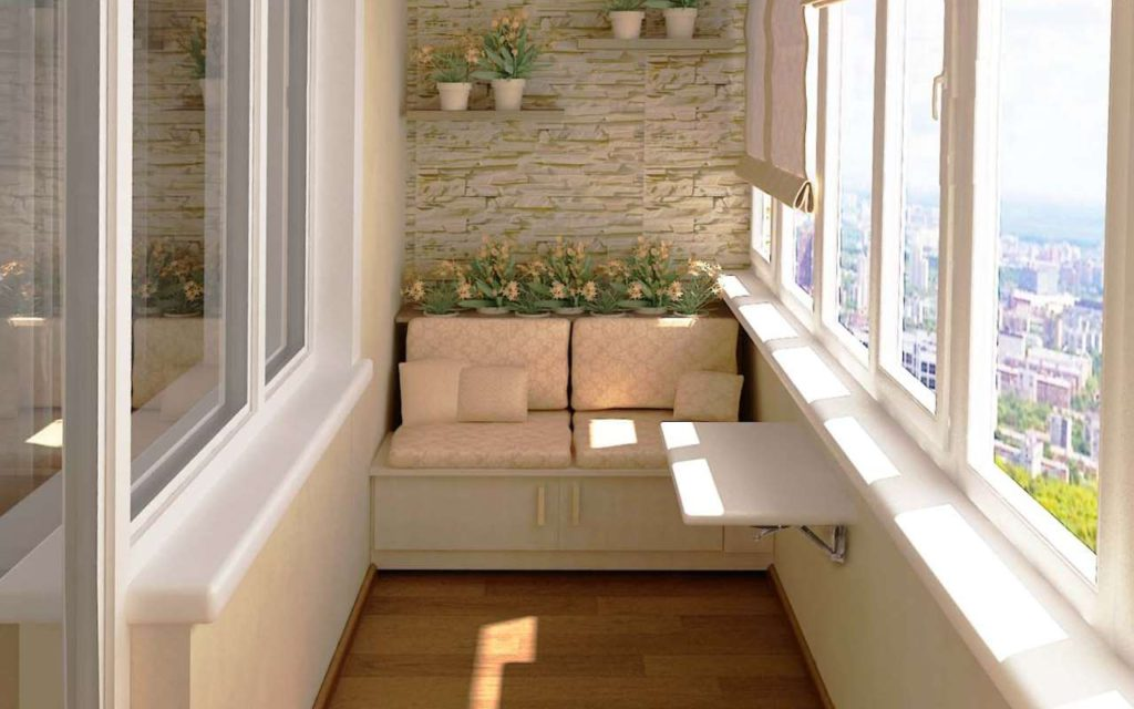 Ремонт балкона – сложный процесс реконструкции и восстановления