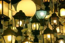 Светильники для дачи