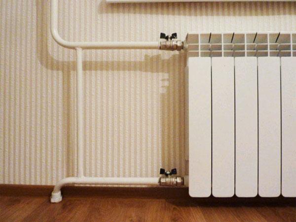 Замена радиаторов отопления после зимы