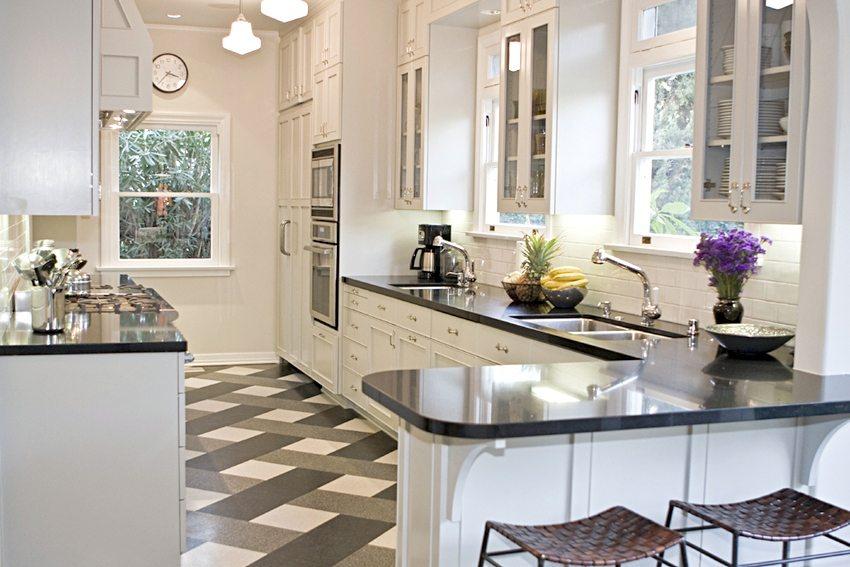 Лучшие варианты для отделки кухни