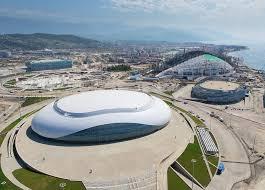 Достопримечательности Олимпийского парка
