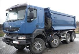 Самосвал Renault Kerax – самый популярный в России в своей линейке