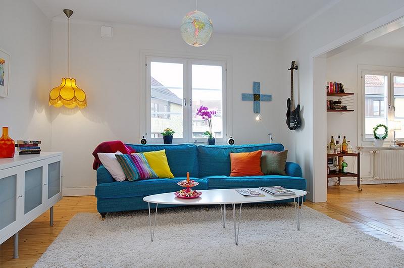 Расстановка мебели по фен-шуй: основа комфорта и здоровья