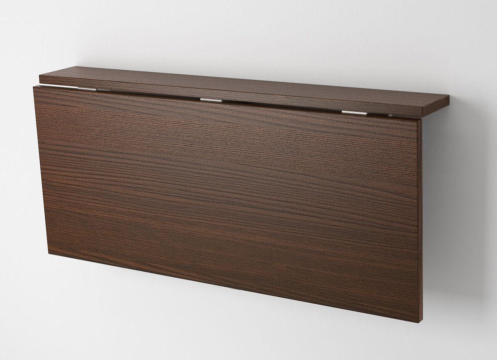 Откидной стол: места применения и варианты изготовления своими руками