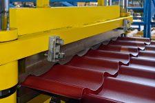 Производство и продажа металлочерепицы