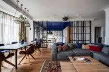 Что такое открытая планировка – интерьер, зонирование и декор