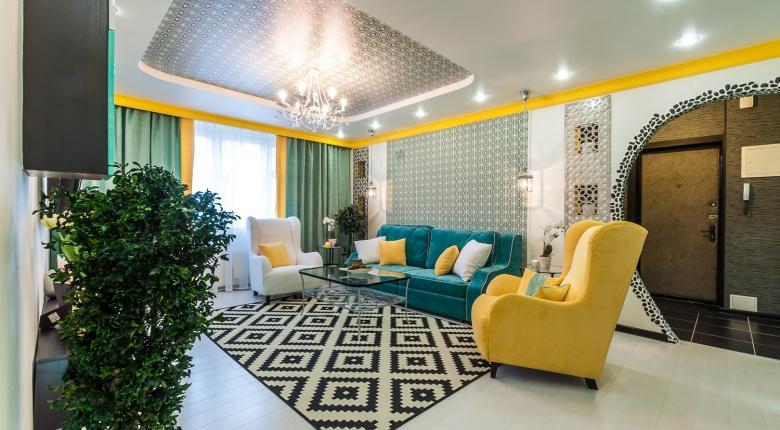 Цвет стен в интерьере. Создаем атмосферу в комнате