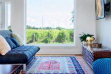 Диваны для гостиной со спальным местом — правила выбора