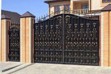 Покупка и выбор ворот