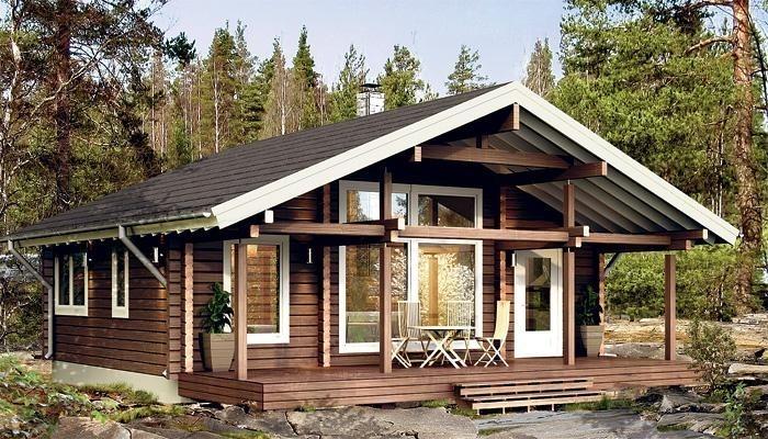Финские дома. Уют и тепло гарантировано