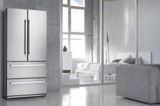 В чем преимущества холодильника из нержавеющей стали?