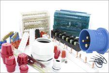 Электрооборудование и электротехнические материалы для проведения электромонтажных работ