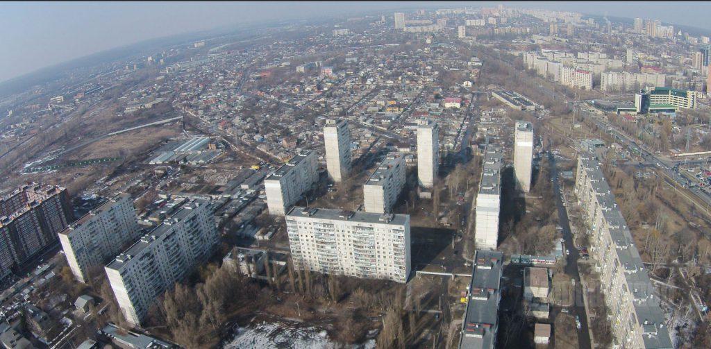 Новые гостинки в Харькове — ЖК «Алексеевские Акварели-2»