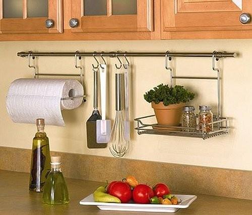 Рейлинги для кухни – удобство и комфорт для каждой хозяйки