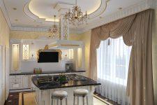 Где заказать дизайн интерьера частного дома?