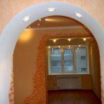 Как сделать арку в квартире